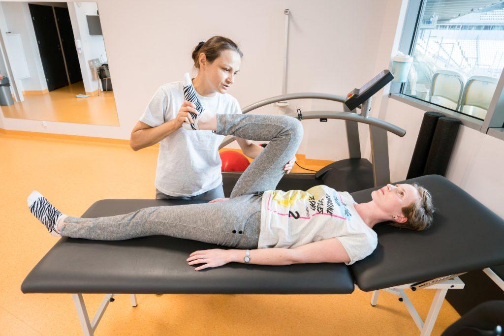 poradnia rehabilitacyjna - OrtoMed